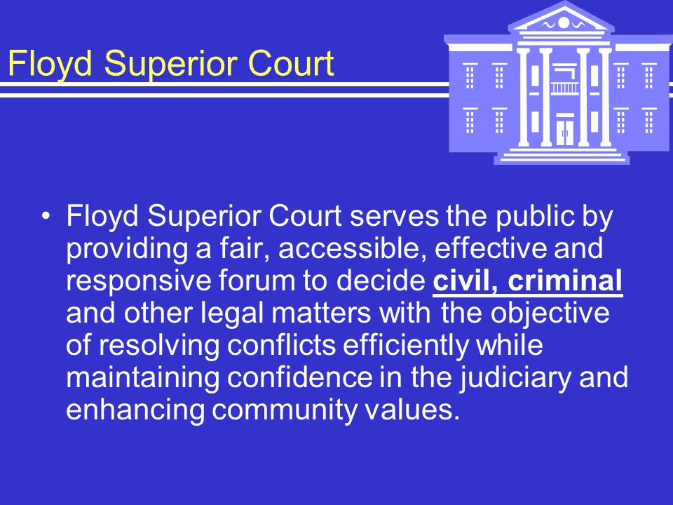 Floyd Superior Court