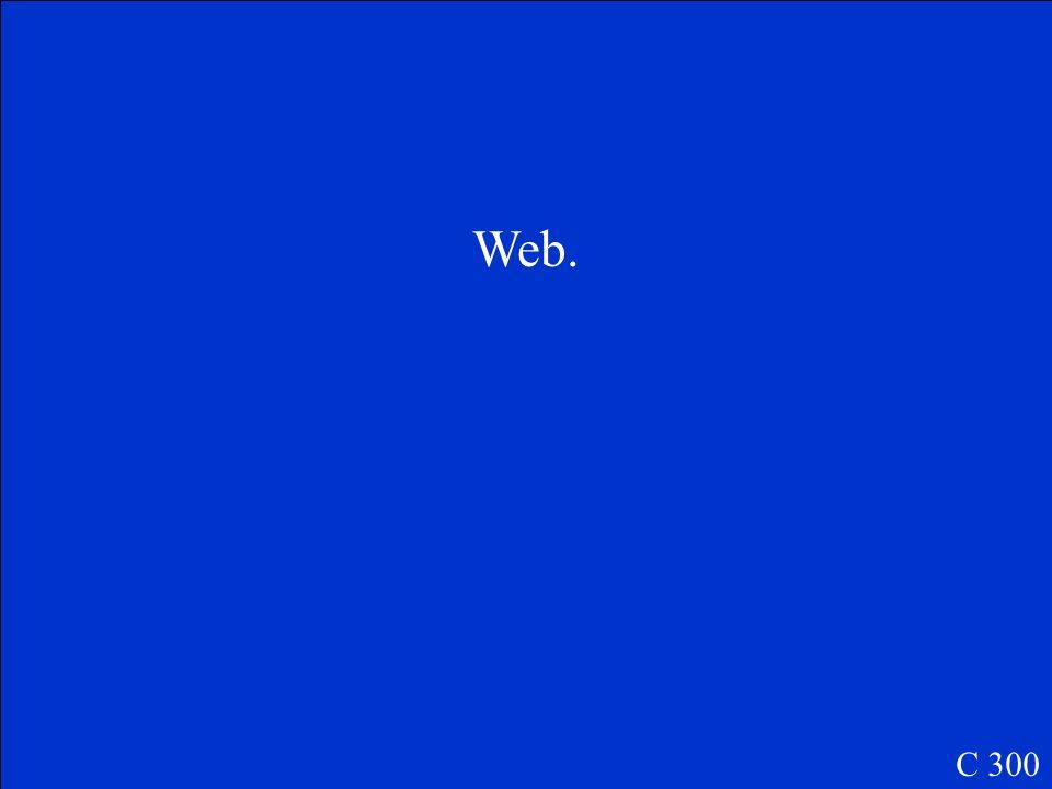 Web. C 300