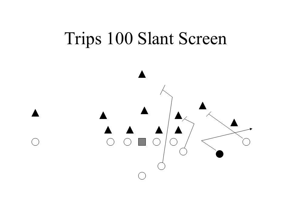 Trips 100 Slant Screen
