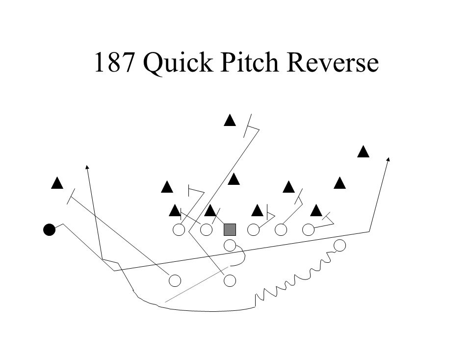 187 Quick Pitch Reverse