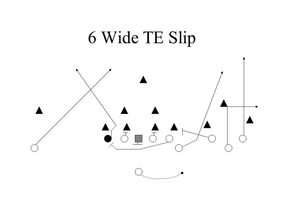 6 Wide TE Slip