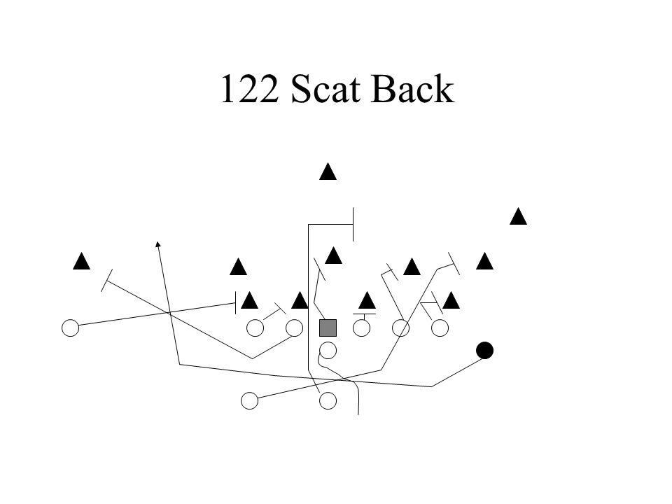 122 Scat Back