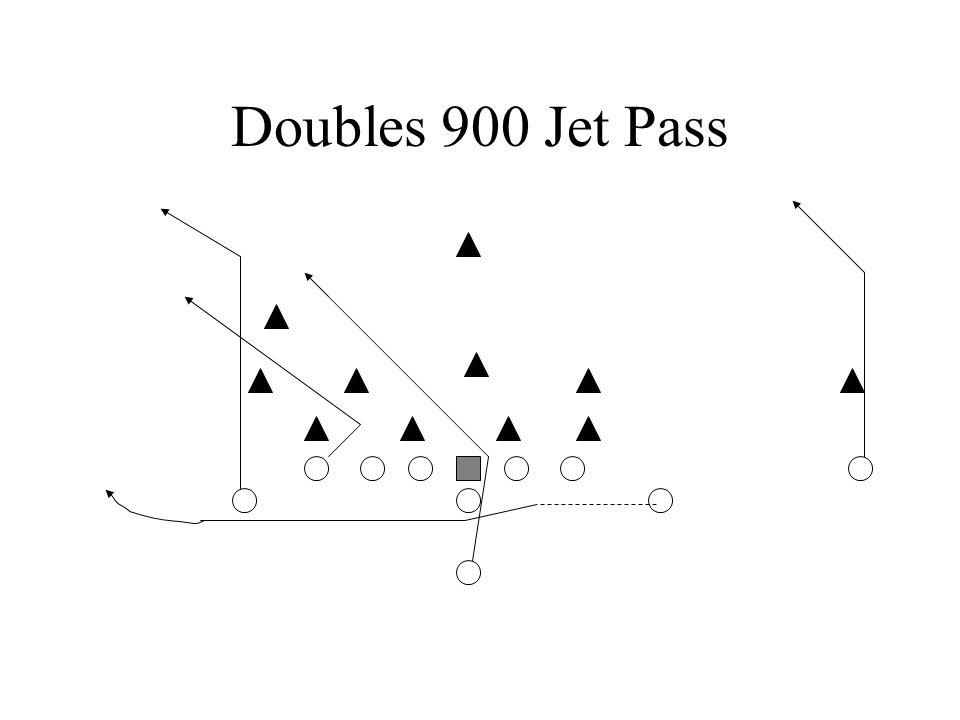 Doubles 900 Jet Pass