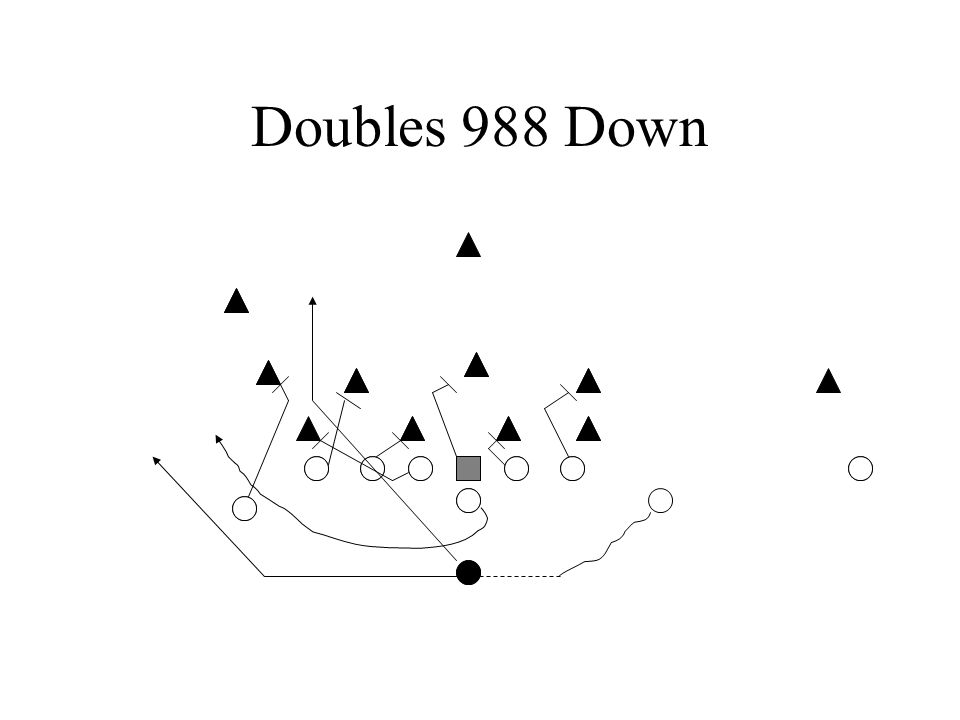 Doubles 988 Down