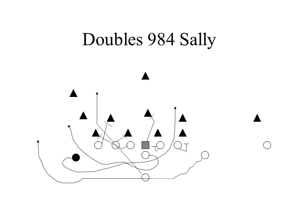 Doubles 984 Sally
