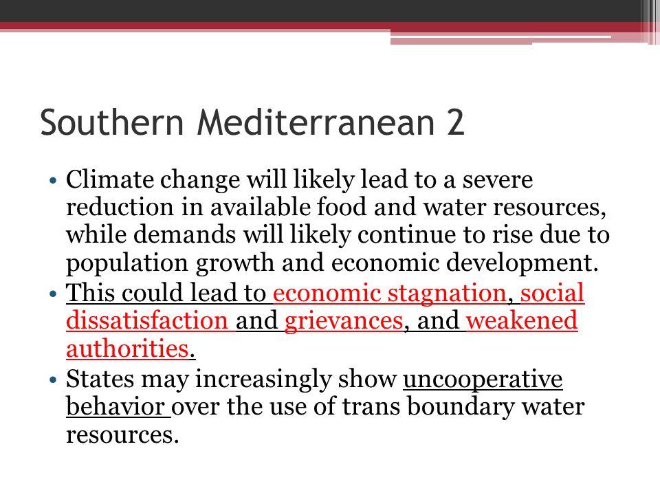 Southern Mediterranean 2
