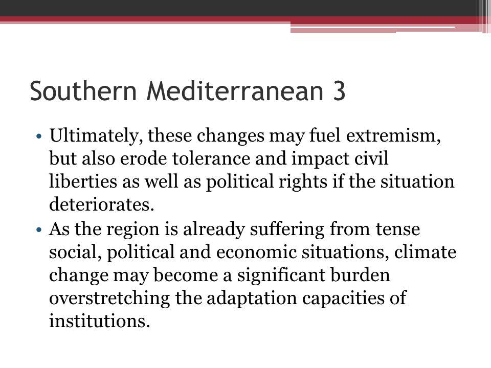 Southern Mediterranean 3