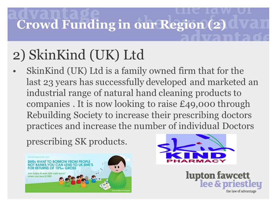 Crowd Funding in our Region (2)