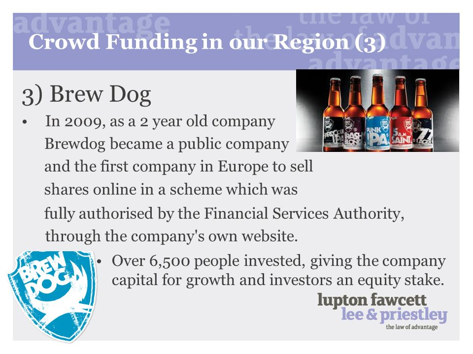 Crowd Funding in our Region (3)