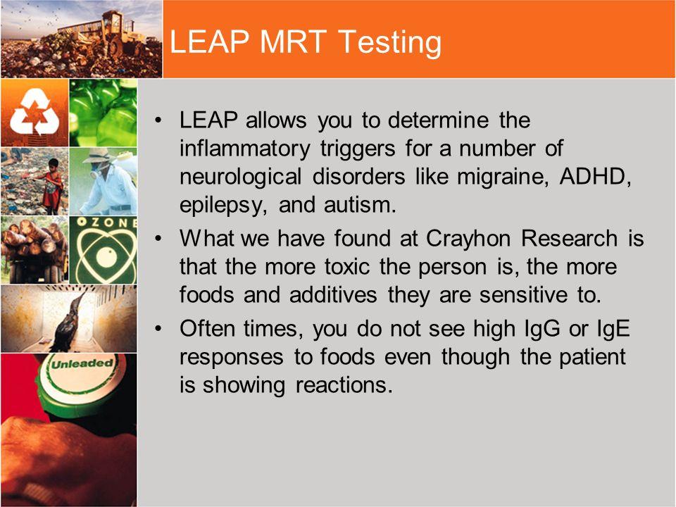 LEAP MRT Testing