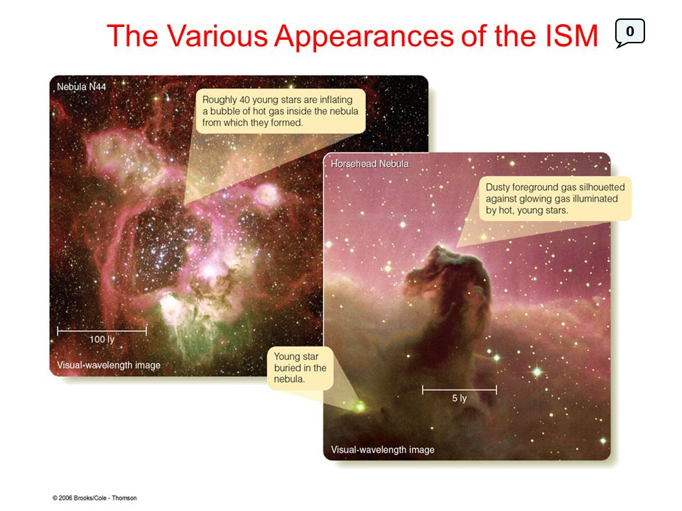 The Various Appearances of the ISM