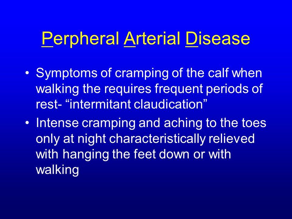 Perpheral Arterial Disease