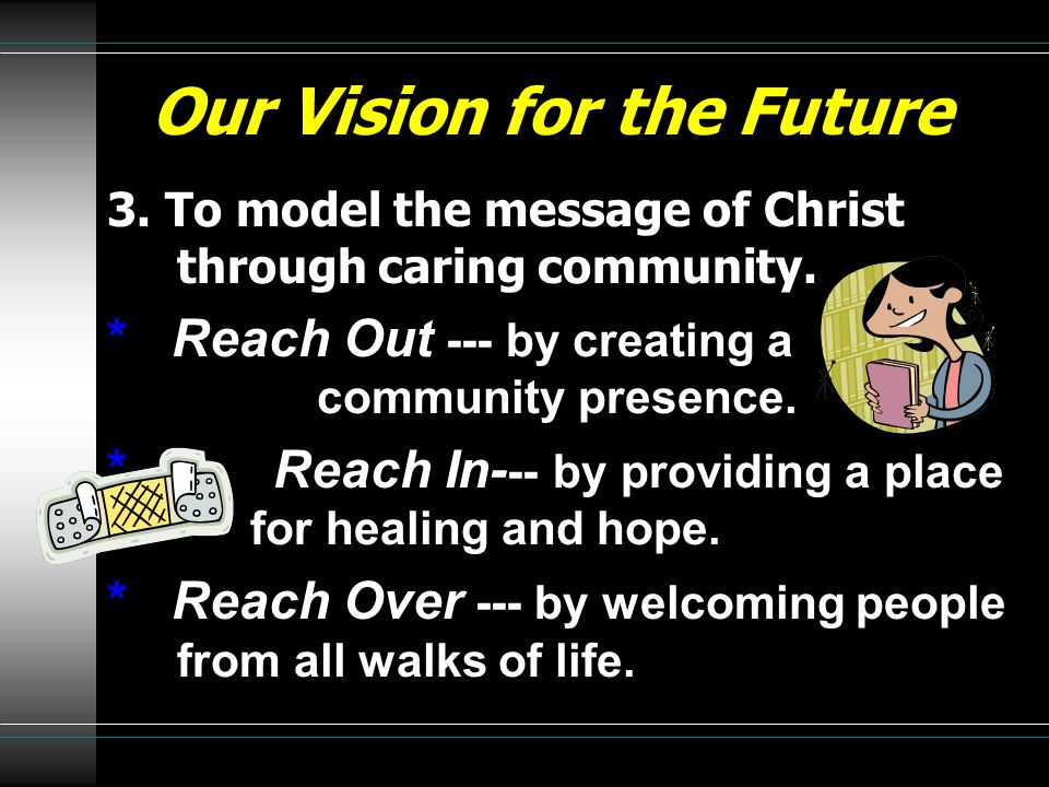 Our Vision for the Future