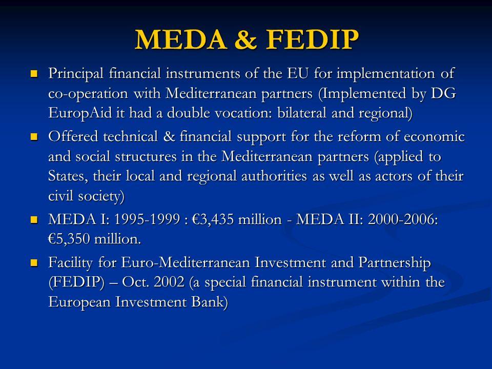 MEDA & FEDIP