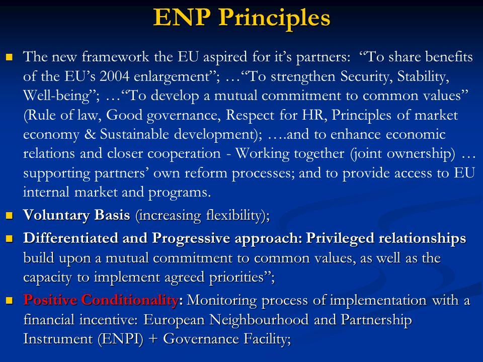 ENP Principles