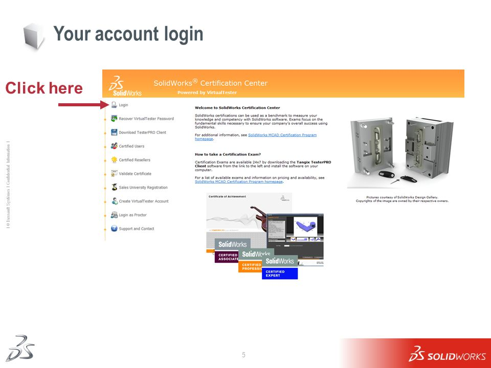 Your account login Click here