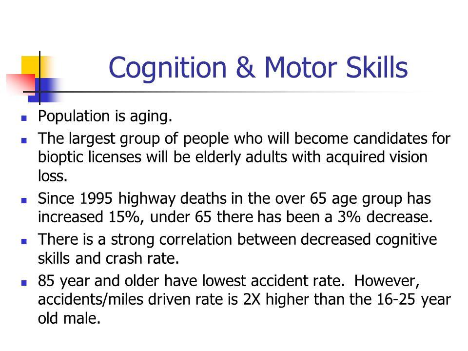 Cognition & Motor Skills