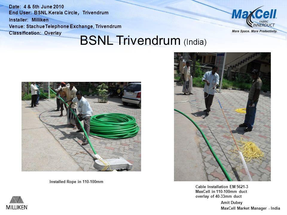 BSNL Trivendrum (India)