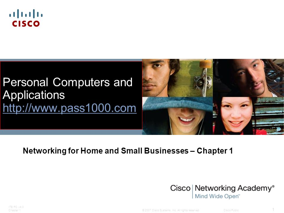 Personal Computers and Applications http://www.pass1000.com