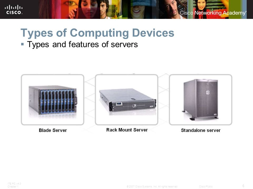 Types of Computing Devices