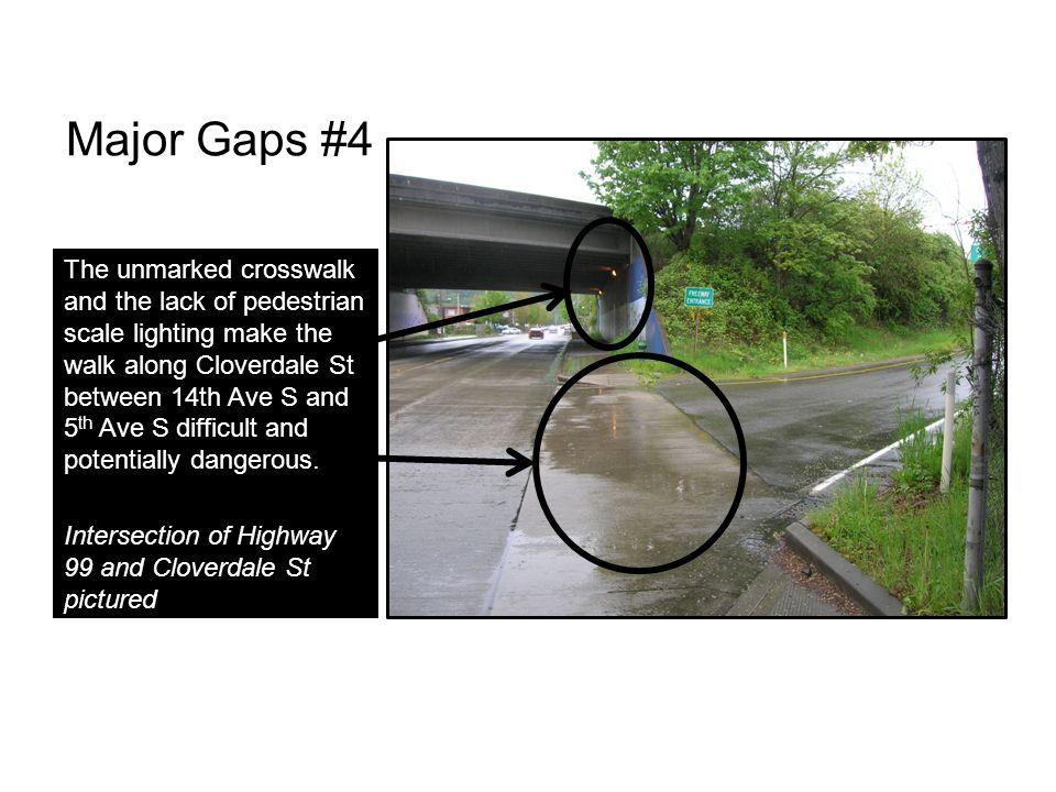 Major Gaps #4