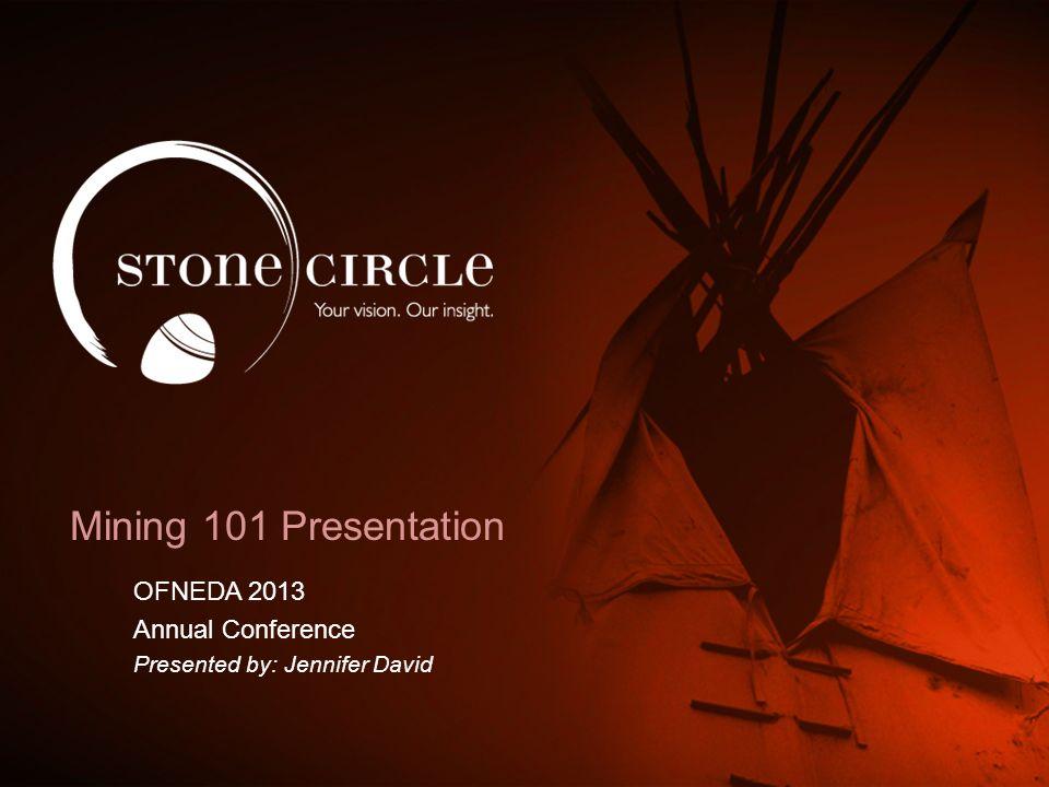 OFNEDA 2013 Annual Conference Presented by: Jennifer David