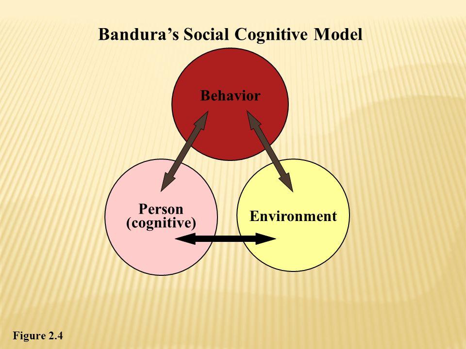 Bandura's Social Cognitive Model