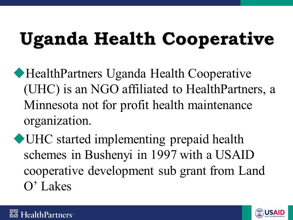Uganda Health Cooperative