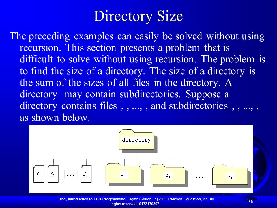 Directory Size