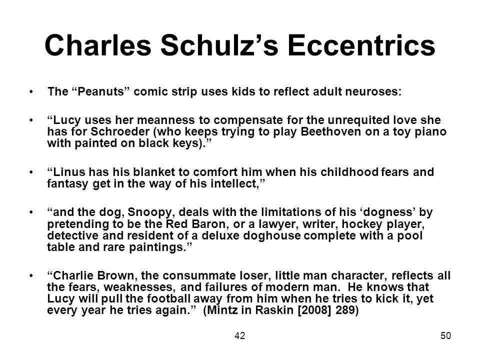 Charles Schulz's Eccentrics
