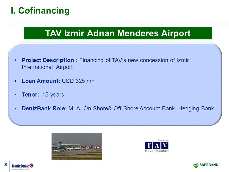 TAV Izmir Adnan Menderes Airport