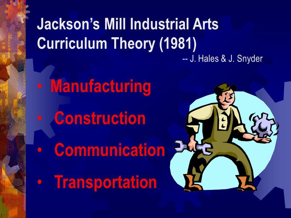 Manufacturing Construction Communication Transportation