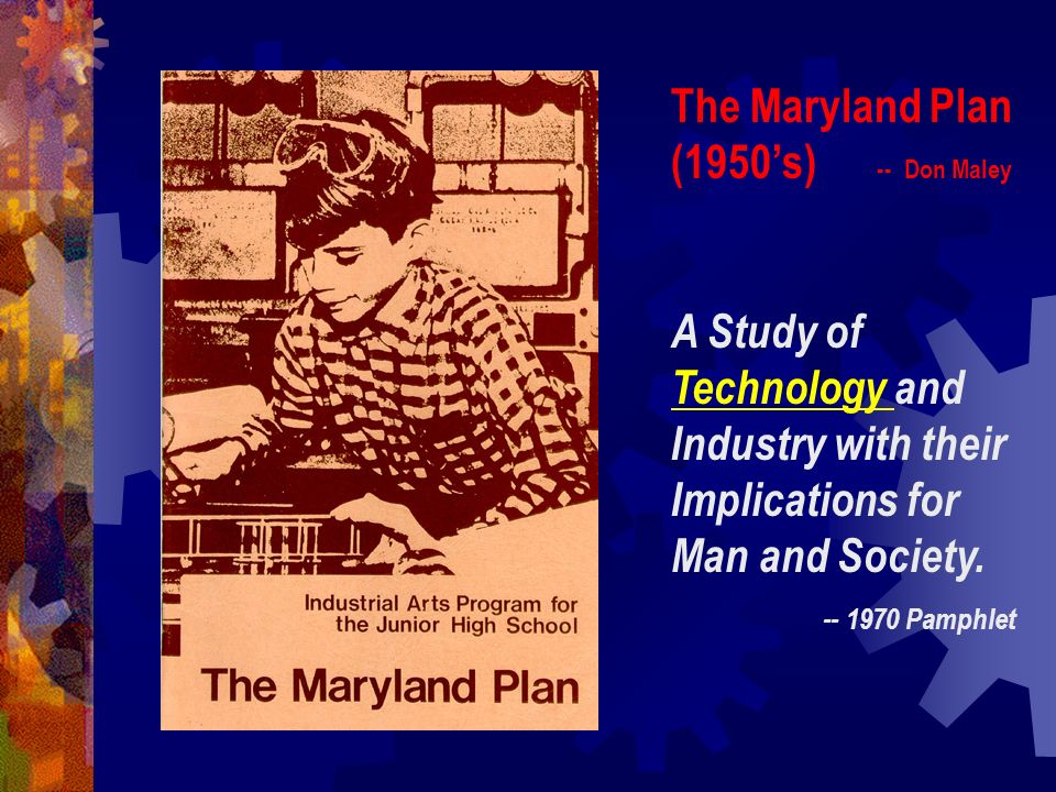 The Maryland Plan (1950's) -- Don Maley