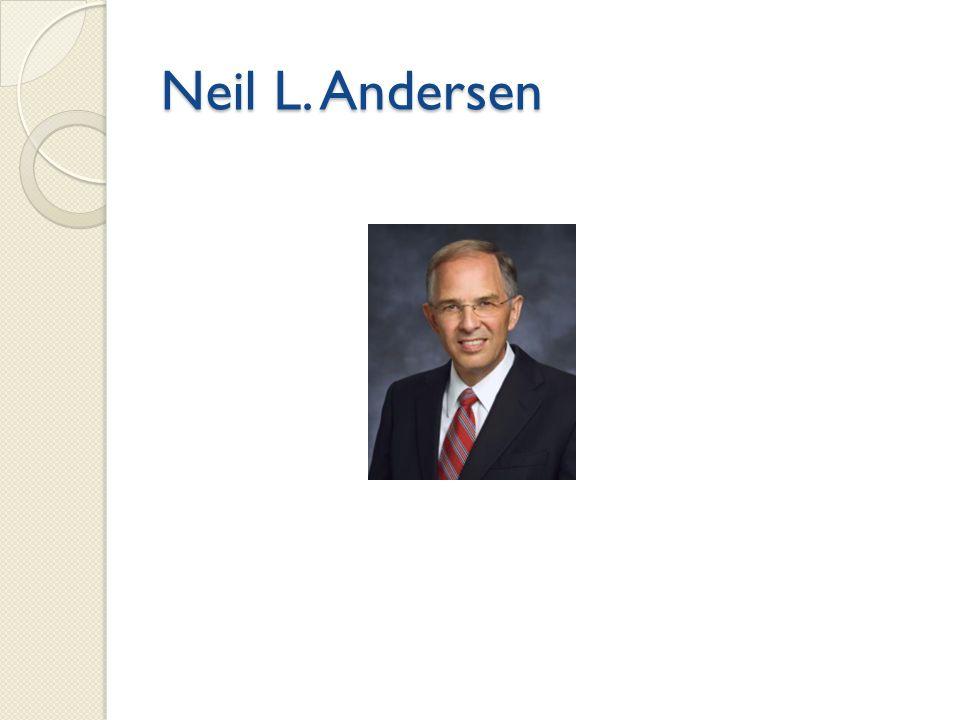 Neil L. Andersen