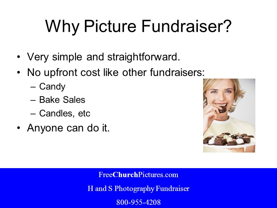Why Picture Fundraiser