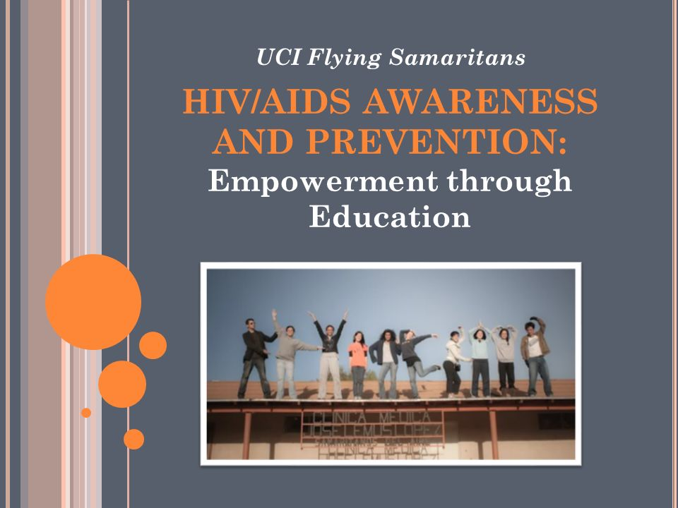 HIV/AIDS AWARENESS AND PREVENTION: Empowerment through Education