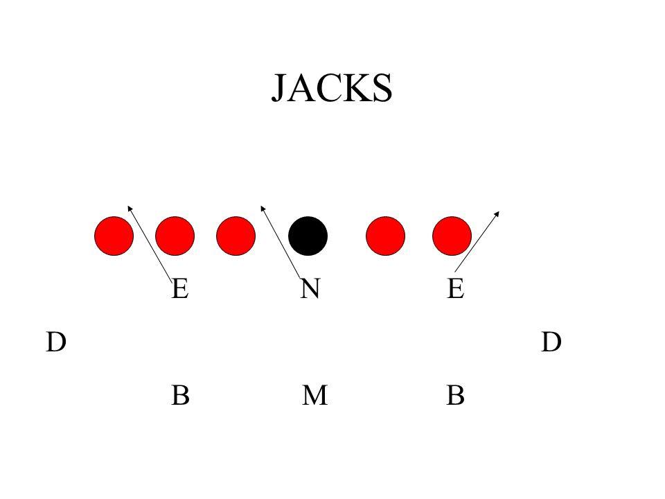 JACKS E N E D D B M B