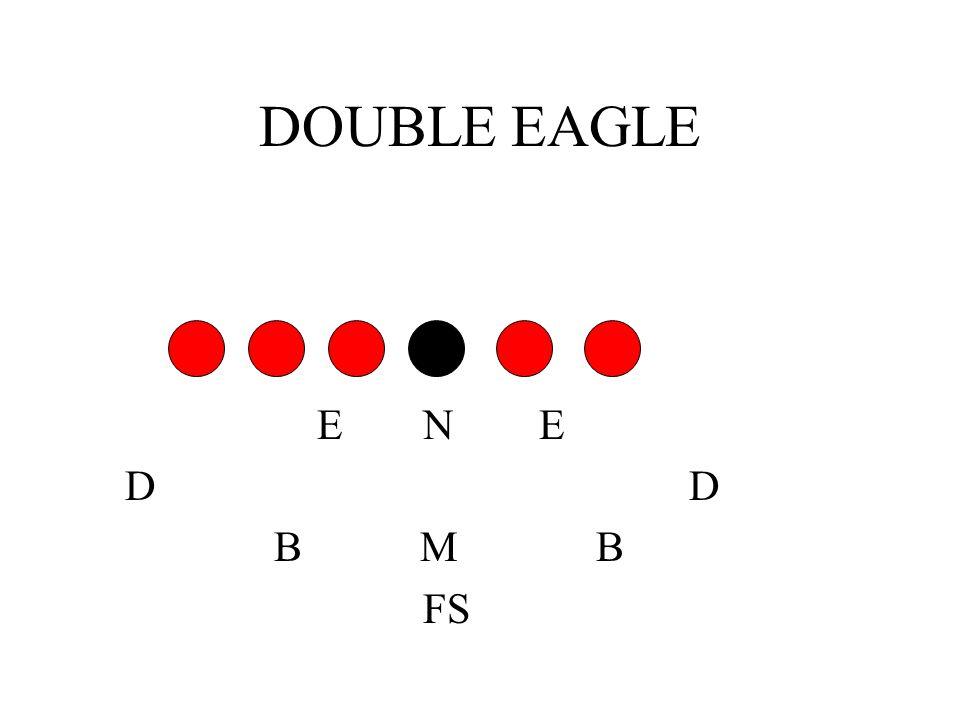 DOUBLE EAGLE E N E. D D. B M B.