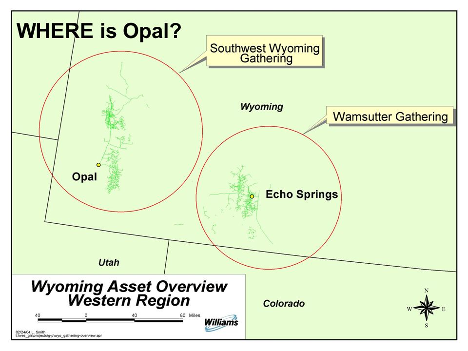WHERE is Opal