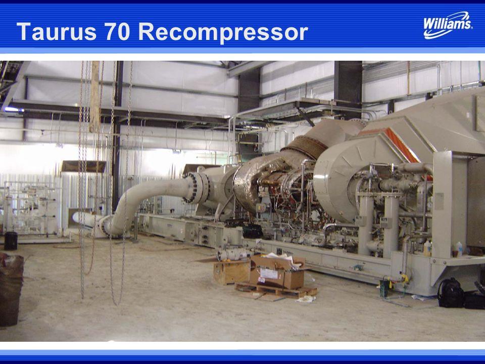 Taurus 70 Recompressor