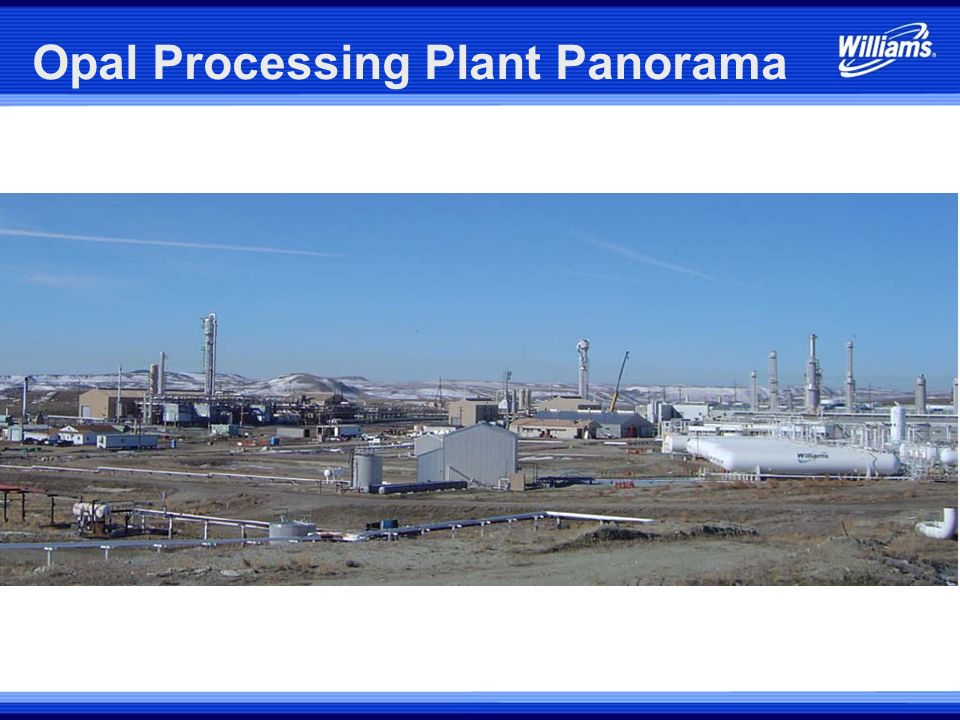 Opal Processing Plant Panorama
