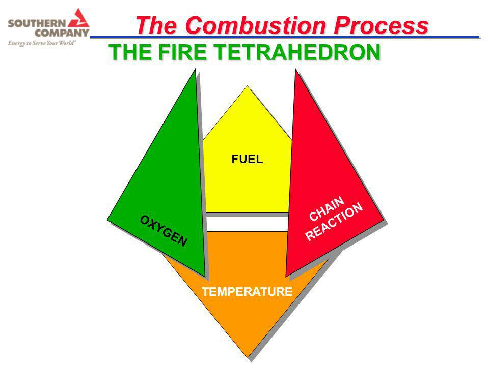 The Combustion Process