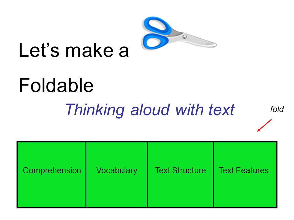 Thinking aloud with text