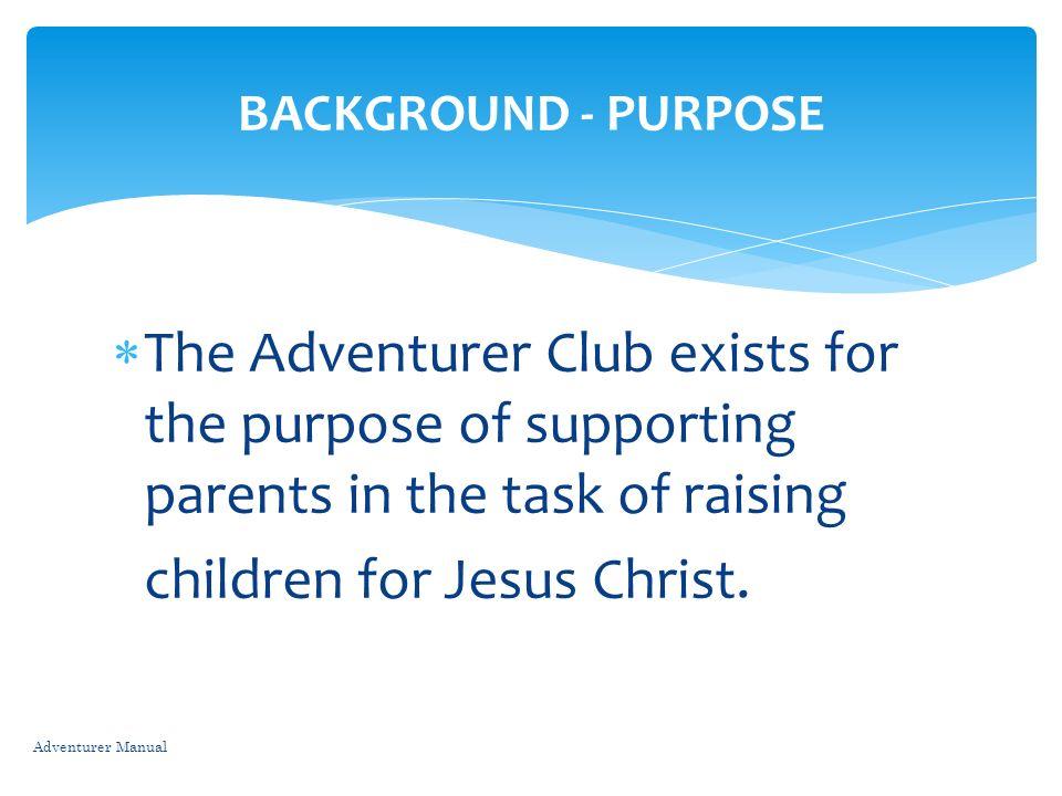 children for Jesus Christ.