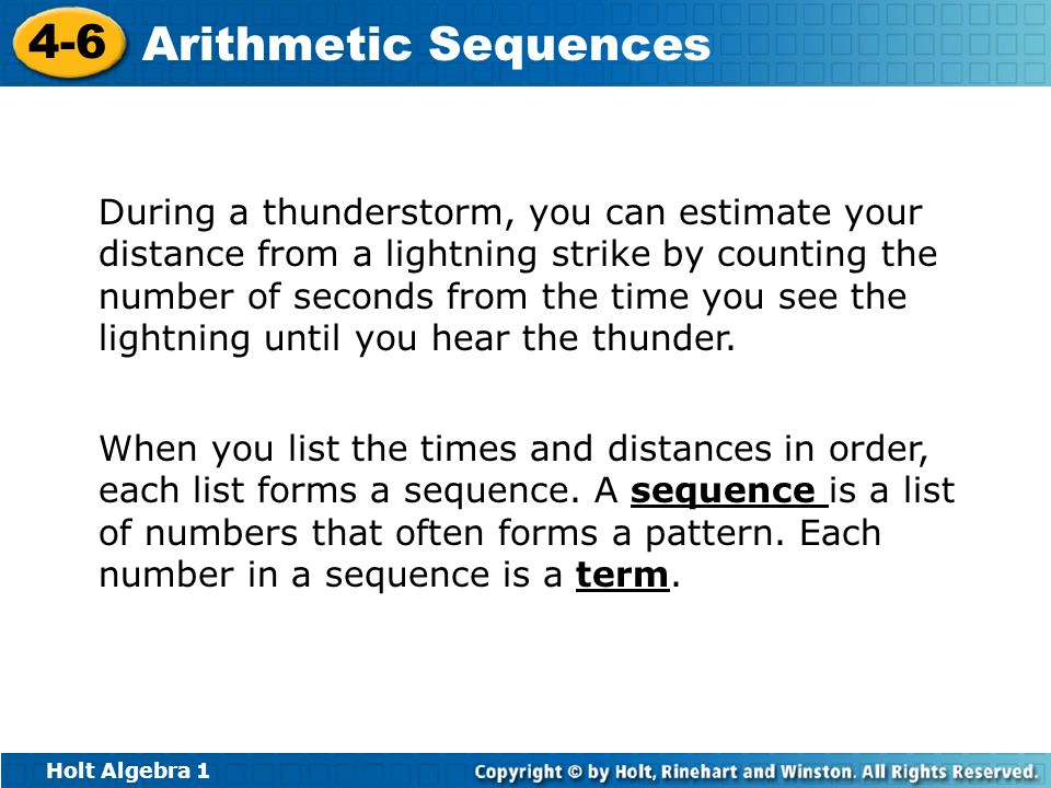 During a thunderstorm, you can estimate your distance from a lightning strike by counting the number of seconds from the time you see the lightning until you hear the thunder.
