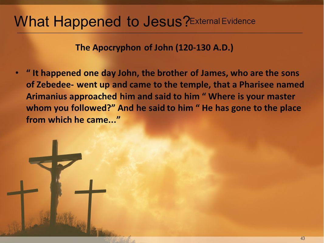 The Apocryphon of John (120-130 A.D.)