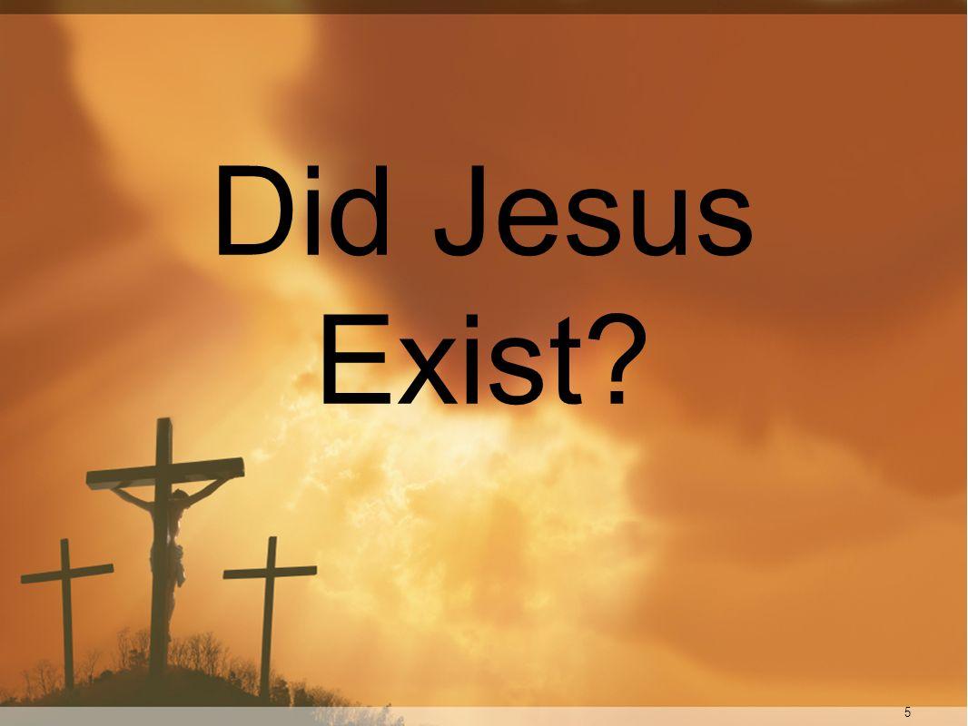 Did Jesus Exist 5