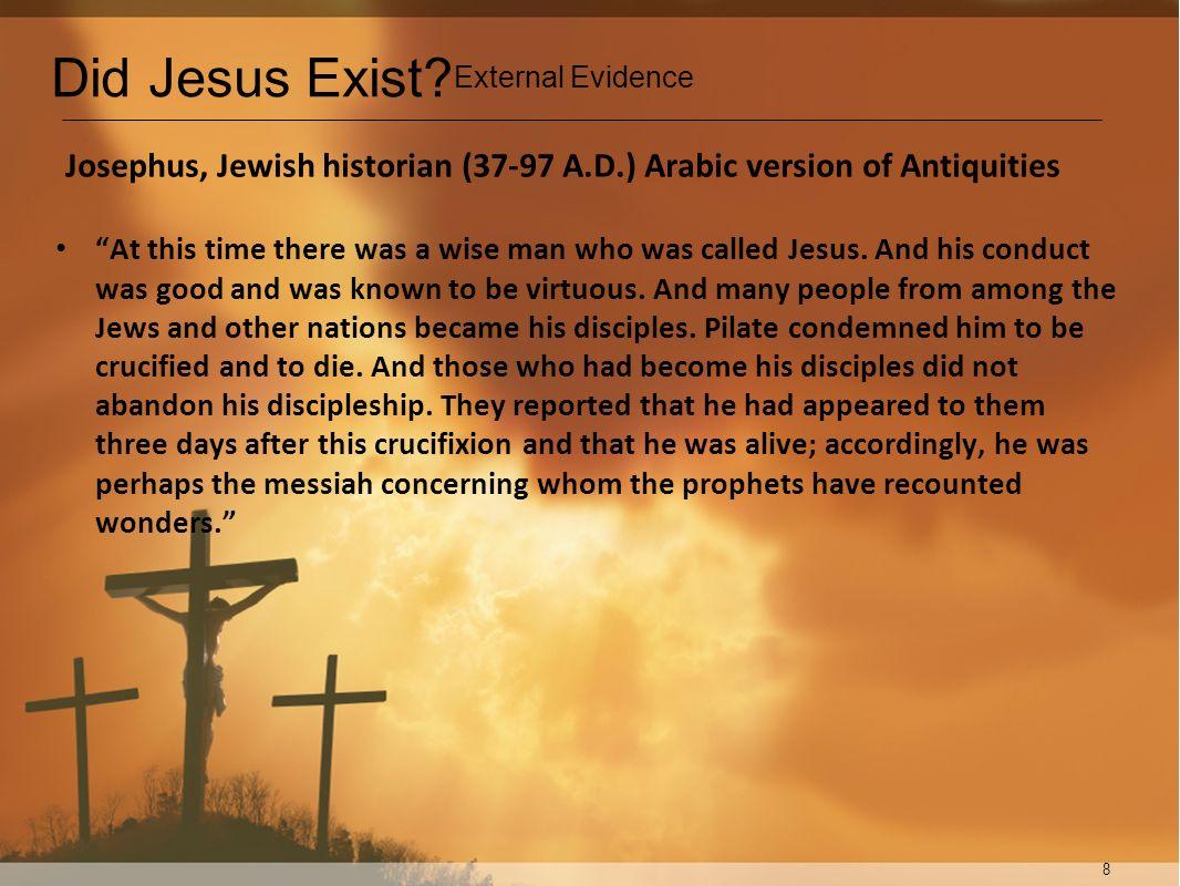 Josephus, Jewish historian (37-97 A.D.) Arabic version of Antiquities