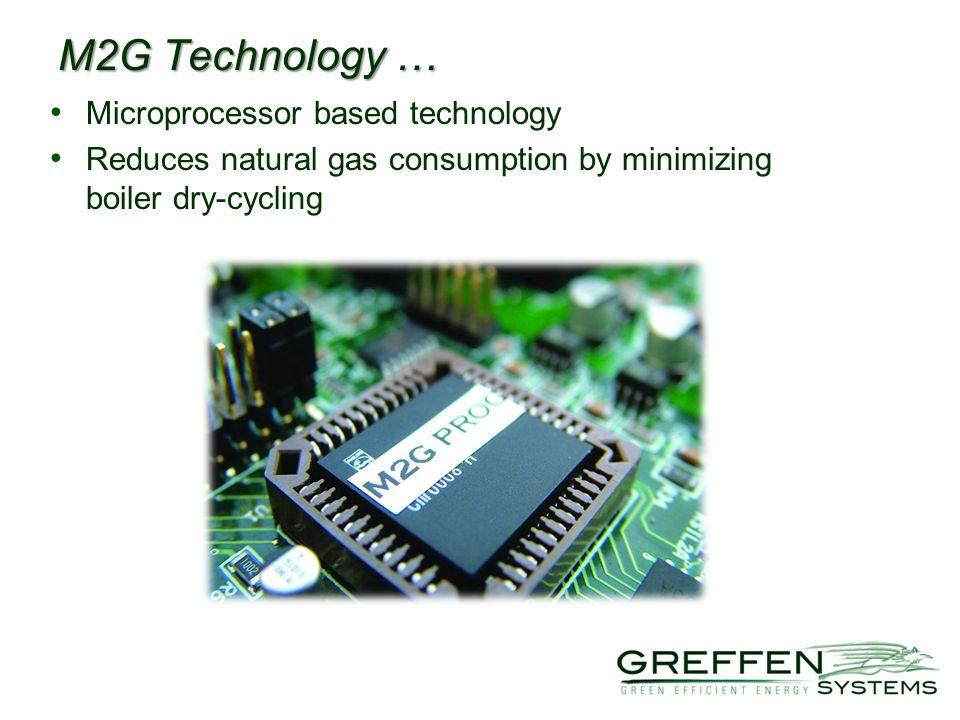 M2G Technology … Microprocessor based technology