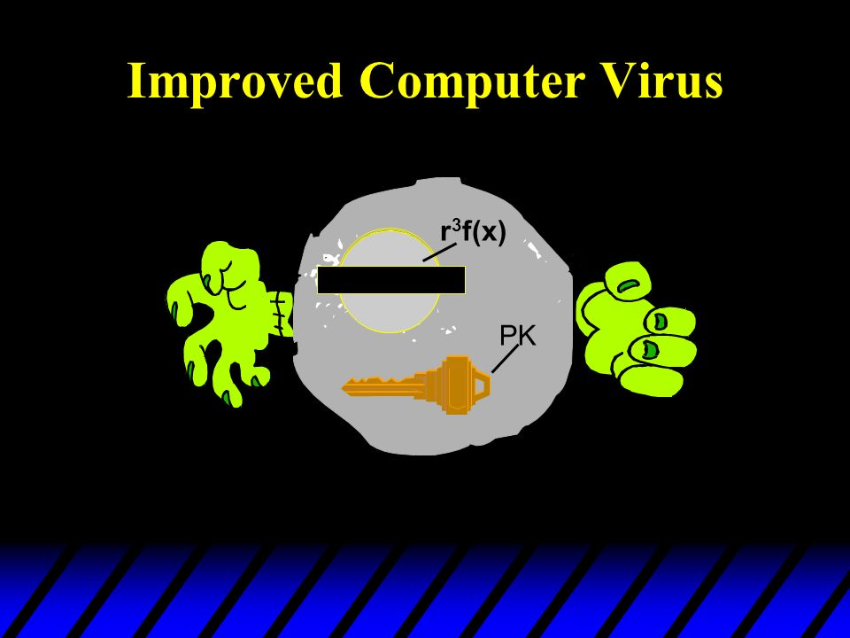 Improved Computer Virus